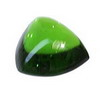 5 mm Green Trillion Chrome Diopside in AAA Grade