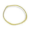 16 inch Necklace Mounting (Setting) 18k Yellow Gold