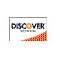 We accept Discover cards