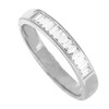 0.15 ct VS Diamond Band in 18k White Gold