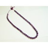 6-7 mm Faceted Amethyst Bead Strand 16 Inch