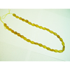 Citrine Carved Bead Strand 16 Inch