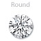 Search for round diamonds