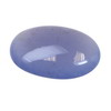 30x24 mm American blue Oval Chalcedony in AAA grade