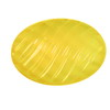 16x12 mm English Yellow Oval Chalcedony in AAA grade