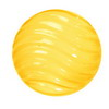 13 mm English Yellow Round Chalcedony in AAA grade