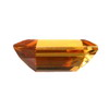 10x5 mm Long octagon Golden Citrine in AAA Grade