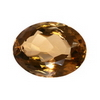 43x31 mm Fancy Oval Cinnamon Citrine in Superfine Grade