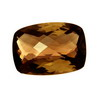 18x10 mm Long Cushion Checker Board Cinnamon Citrine Quartz AAA