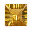 18x18 mm Square shape Golden Yellow Fluorite
