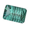 14x10mm Octagonal shape  Neon Green Fluorite