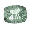 28 Carats Cushion shape Irish Green Fluorite