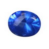 18x13 mm Oval London Blue Topaz in AAA Grade