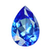 5x3 mm Glacier Blue Pear Topaz in AAA Grade
