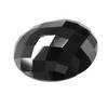 18x13 mm Oval Checker Board Hematite in AAA grade