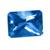 5x3 mm London Blue (Kashmir Blue) Octagon Topaz in AAA Grade