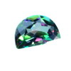 6x4 mm Rainbow Half Moon Mystic Topaz in AAA Grade