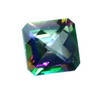 7 mm Rainbow Octagon Mystic Topaz in AAA Grade