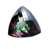 5 mm Rainbow Trillion Topaz in AAA Grade