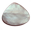 20 mm Trillion  Grey Mother of Pearl in AA grade Not Drilled
