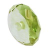 4 mm Green Round Prehnite in AAA grade