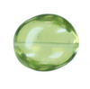 12x10 mm Green Oval Prehnite in AAA grade