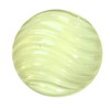 13 mm Green Round Prehnite in AAA grade