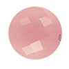 10 mm Pink Round Quartz in AAA grade