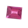 10 x 8 mm Octagonal Pink Tourmaline in A grade