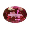 7x5 mm Ruby Red Oval Rubellite in A Grade