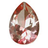 6x4 mm Strawberry Pink Pear Topaz in AAA Grade