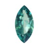 10x5 mm Teal Green Marquise Topaz in AAA Grade