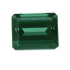 6x4 mm Octagonal Green Tourmaline in AAA grade