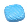 15 mm Blue Cushion  Turquoise in AAA grade