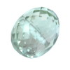 9 mm Green Round Amethyst in AAA Grade