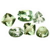100 Cts. Mix Shape Prasiolite (Green Amethyst) Lot size 2-20 Ct