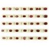 28 Cts twt. Mixed Ruby Lot size (0.50-1.0 cts)