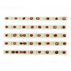 24 Cts twt. Oval Ruby Lot size (0.33-0.66 cts)