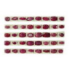 140 Cts twt. Mixed Ruby Lot size (2.0-10.0 cts)