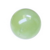 8 mm Milky Round Jade Bead in AAA grade