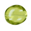 14x10 Green Gold Oval Quartz in AAA grade