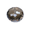 8 mm Smoky Round Quartz in AAA grade
