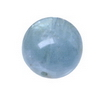 8 mm Blue Round Aquamarine in AAA grade