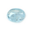 14x10 mm Aqua Oval Aquamarine in AAA grade