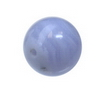 8 mm Blue Lace  Round Agate in AAA grade