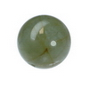 14 mm Green Round Beryl in AAA grade