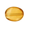 10x8 mm Golden yellow Oval Citrine in AAA grade