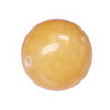 20 mm Peach Round Chalcedony in AAA grade