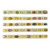 64 Cts twt. Mixed Rainbow Color Sapphire Lot size (1.0-3.0 cts)