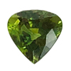 2.40 Ct Heart Green Sapphire in Super Fine Grade